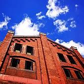 今日の赤レンガ倉庫