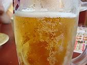 ビールが旨ぇ!