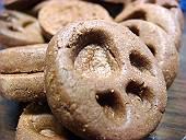 文明堂のクッキー