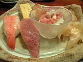 日替わり寿司セット