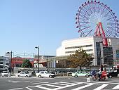 鹿児島中央駅(マウスオンで黒かつ亭の上ロースかつランチ)