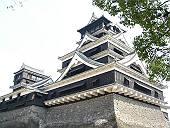 今日の熊本城