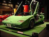 ランボルギーニ・カウンタックLP400S