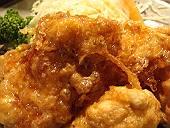 鶏の南蛮揚げ定食