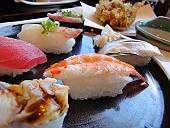 握り寿司華屋ランチ